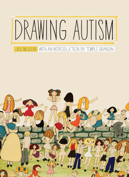 "book ""Drawing Autism"""